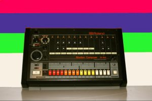 LES O.M.N.IS : mythique TR-808